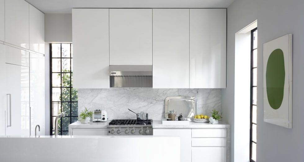 piccolissima cucina lucida