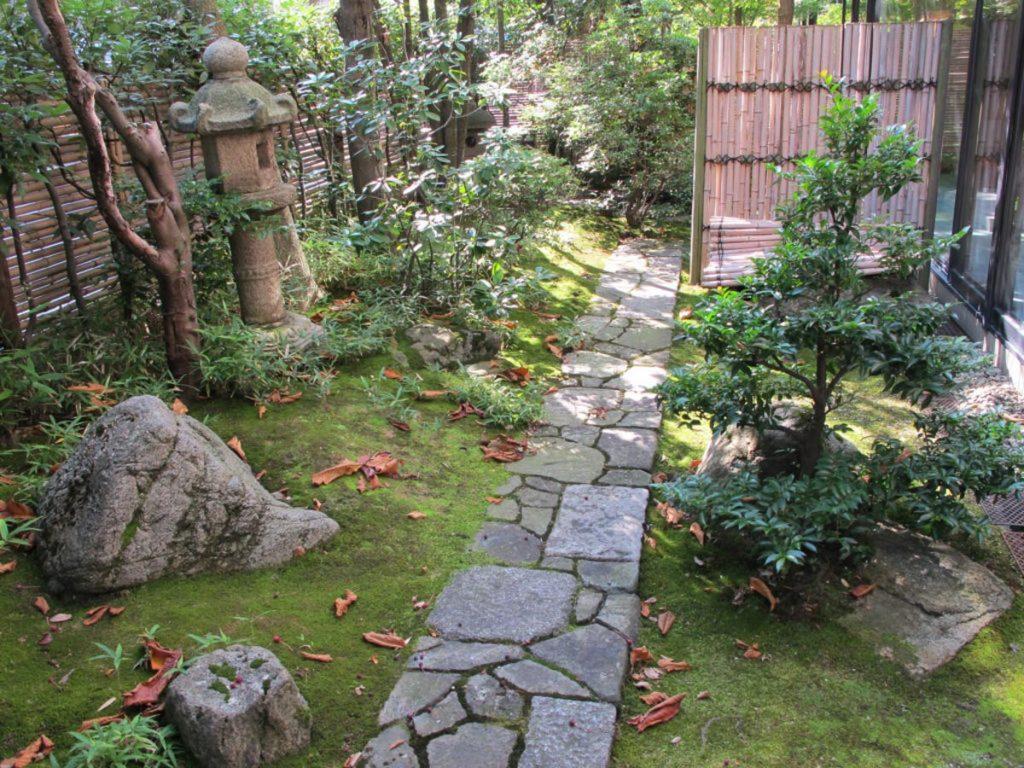 piccolo giardino giapponese
