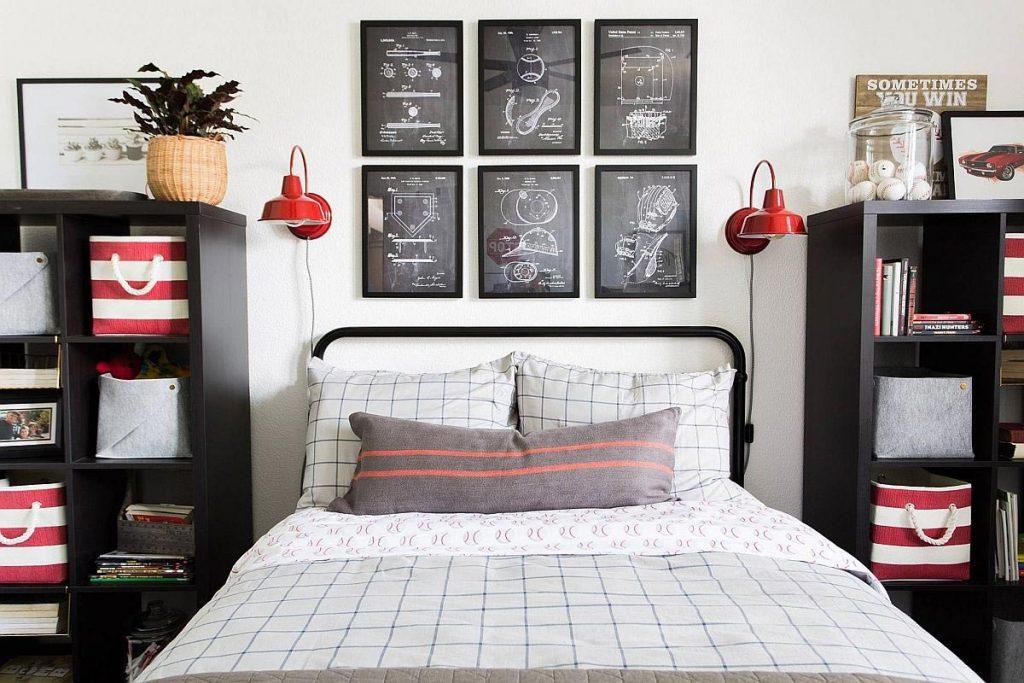quadri camera letto colori